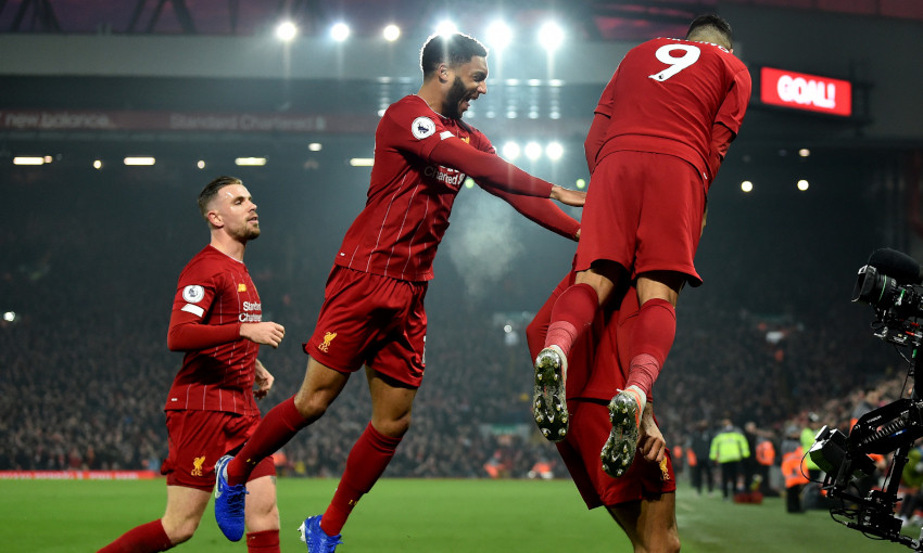 Liverpool 2 0 Manchester United Five Talking Points Liverpool Fc