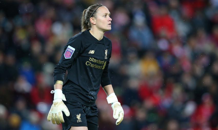 Anke Preuss, Liverpool FC Women goalkeeper