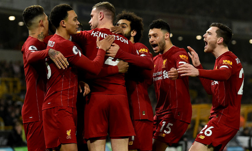 Match report: Late Firmino winner sees Reds beat Wolves - Liverpool FC