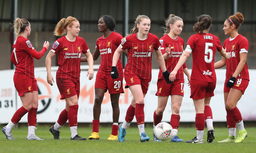 Vote now: Who was LFC Women's Player of the Month for January?