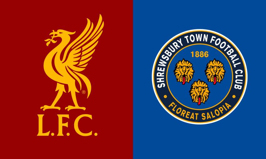 Liverpool v Shrewsbury Town