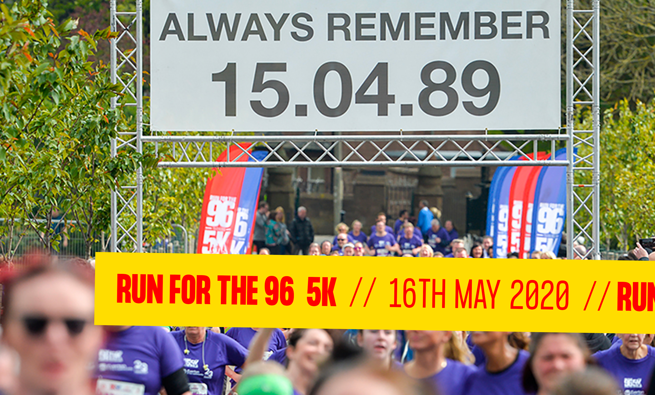 RUN FOR THE 96