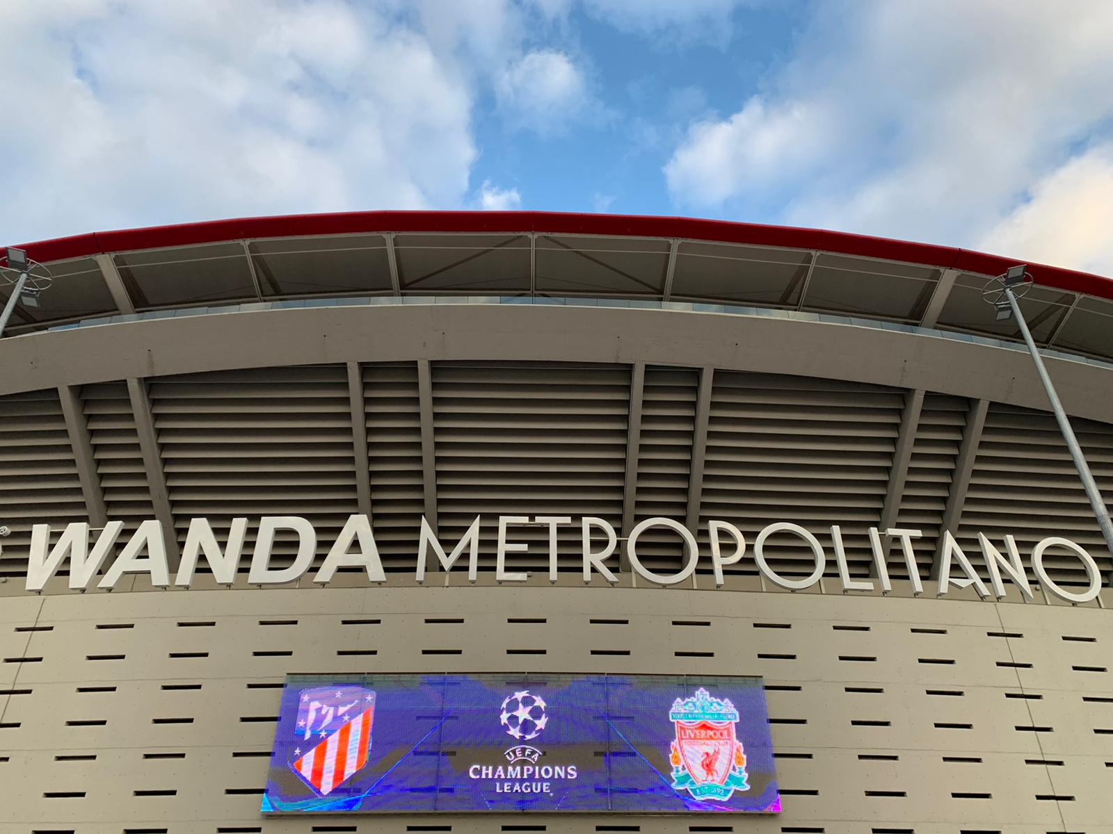 Atletico Madrid v Liverpool - Champions League last 16 - live updates