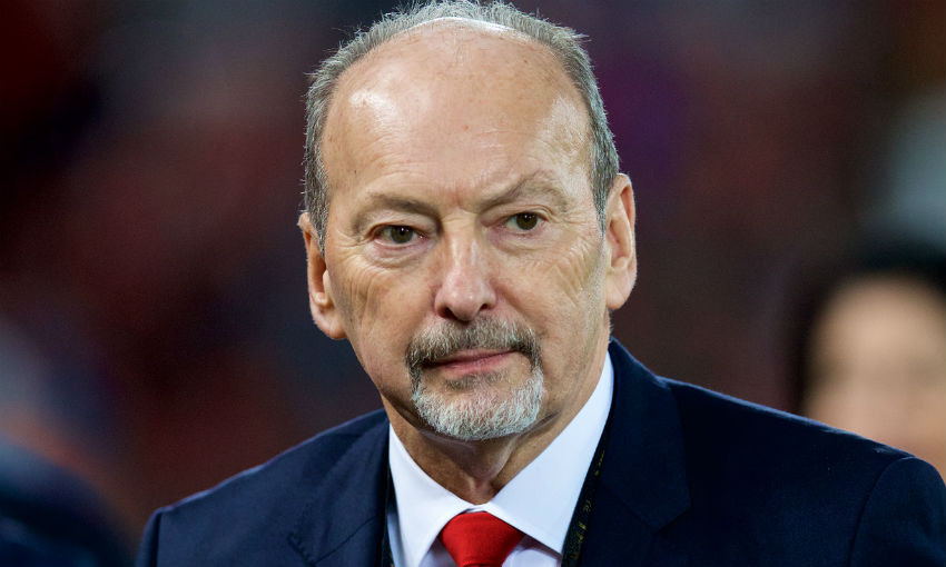 Peter Moore, CEO of Liverpool FC