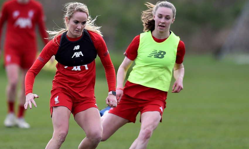 Gallery Lfc Women Prepare For Everton Derby Test Liverpool Fc
