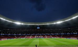 Atletico Madrid's Estadio Metropolitano