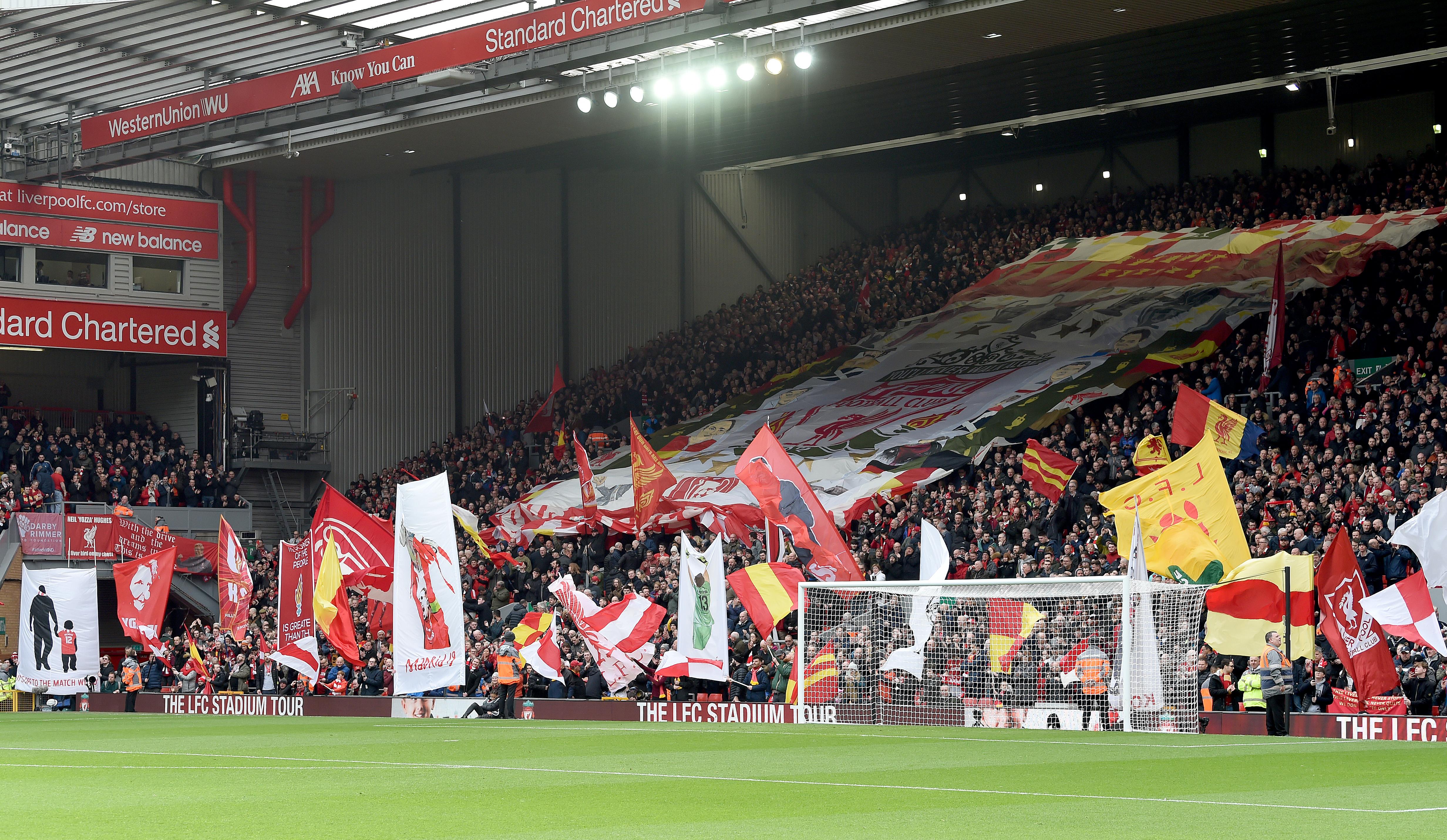 Αποτέλεσμα εικόνας για Henderson: We'll never take Anfield for granted - and we need it again tonight
