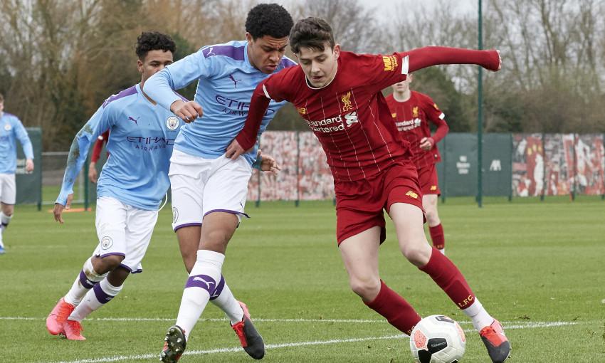 Liverpool U18s v Manchester City
