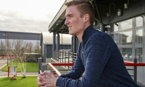 Stephen Darby visits the Academy