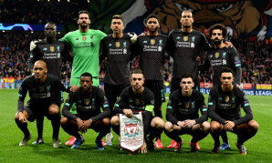 Atletico Madrid v Liverpool