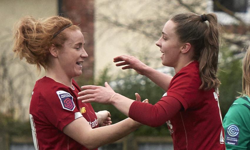 LFC Women players head off on international duty