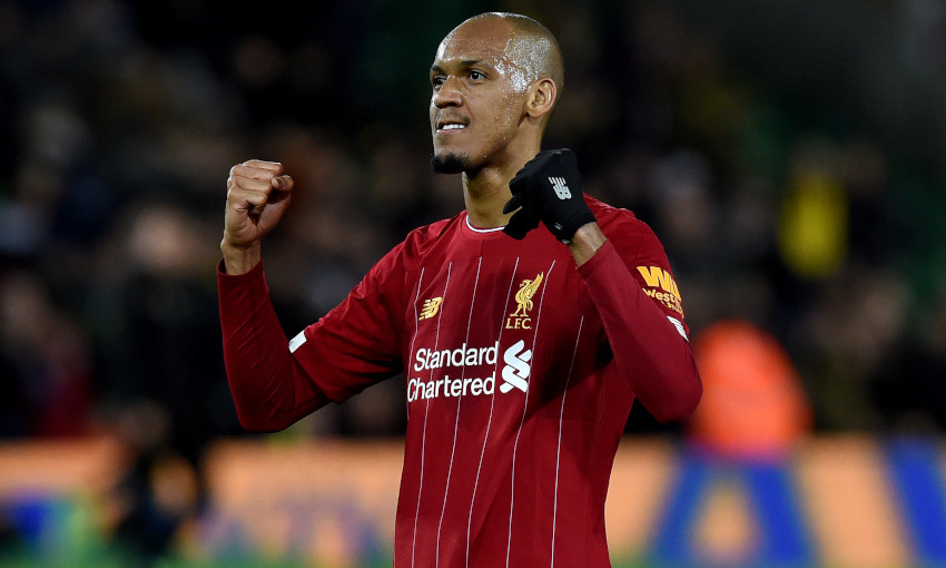 Fabinho: We'll miss Hendo influence, but we have to step up without him - Liverpool FC