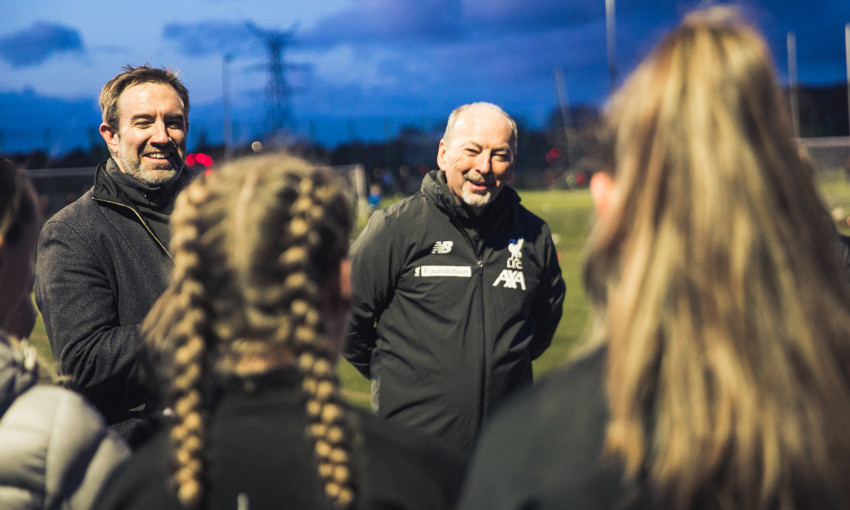 Peter Moore visits local community activities