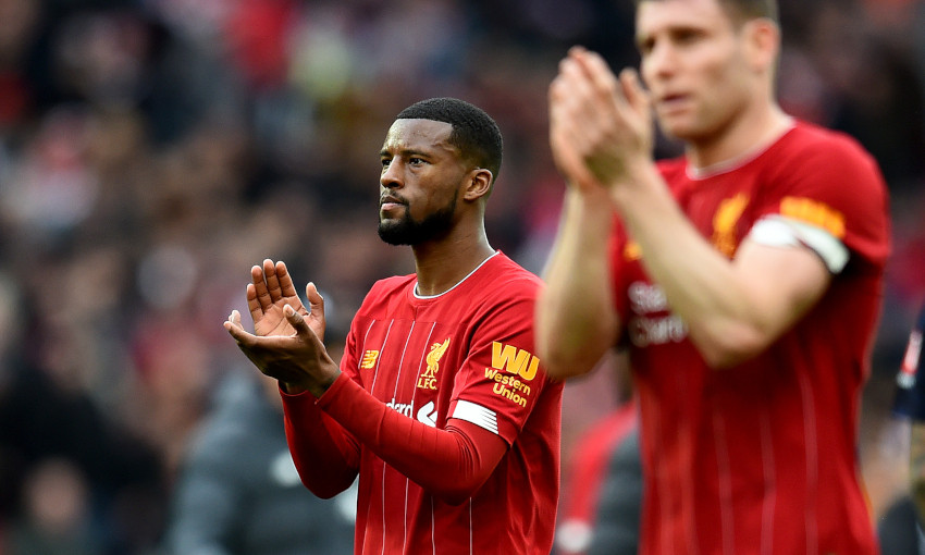 Image result for Gini Wijnaldum: I've become more of an all-rounder here
