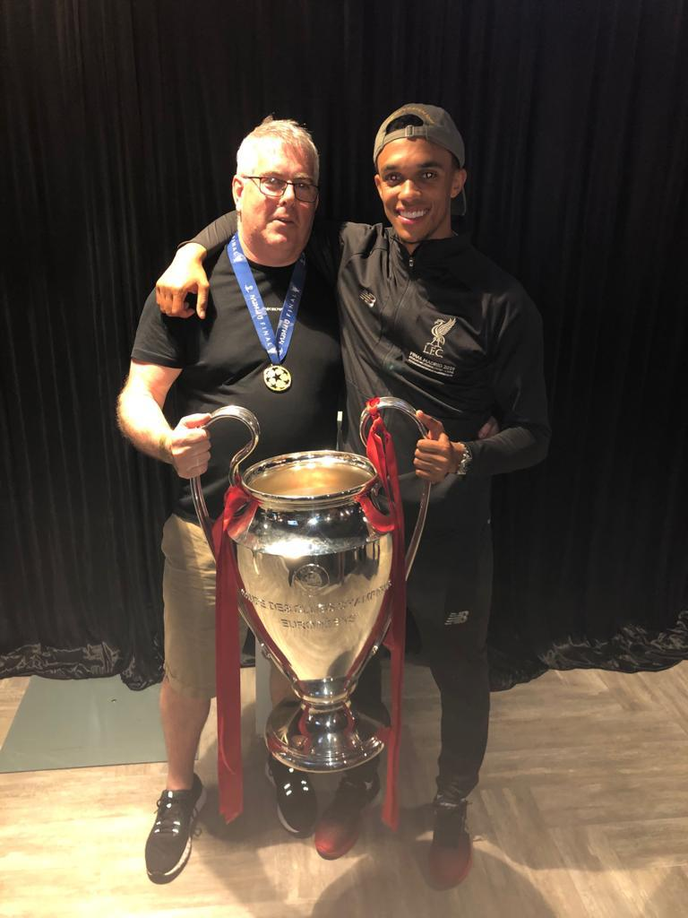 Image result for Behind the Badge: The fanatical Red who discovered Trent Alexander-Arnold