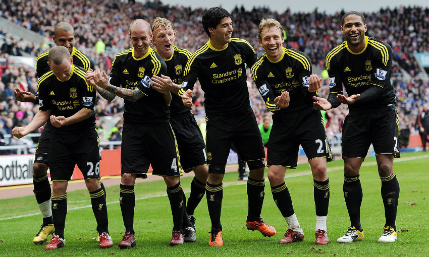 On This Day Suarez Stunner Seals Win At Sunderland Liverpool Fc