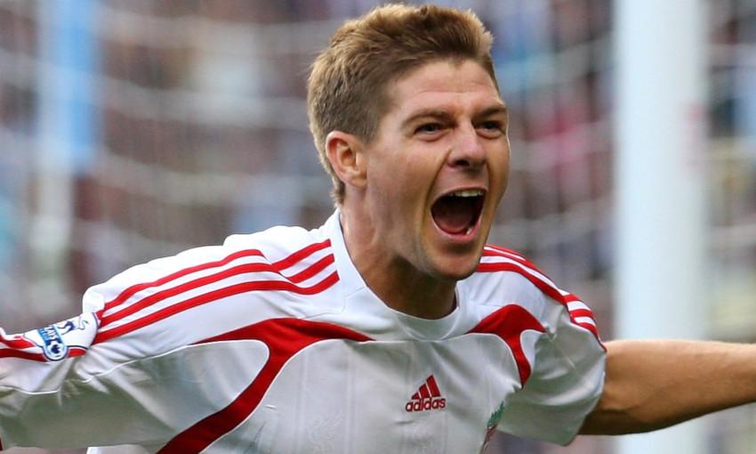 Kop 10: Steven Gerrard free-kicks
