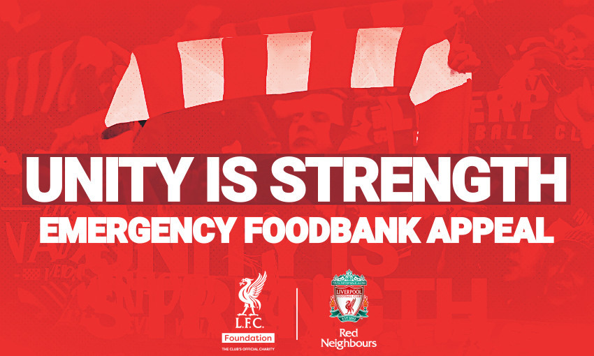LFC launches emergency foodbank appeal