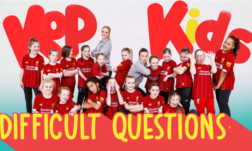 Kop Kids, Liverpool FC Women