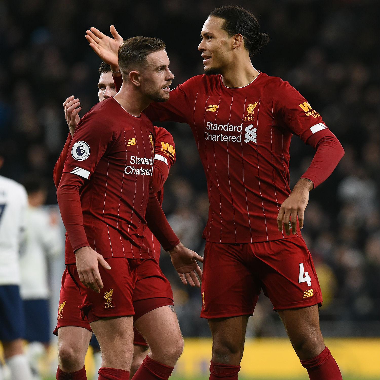 Immense Jordan Henderson On Virgil Van Dijk S Impact At Lfc Liverpool Fc