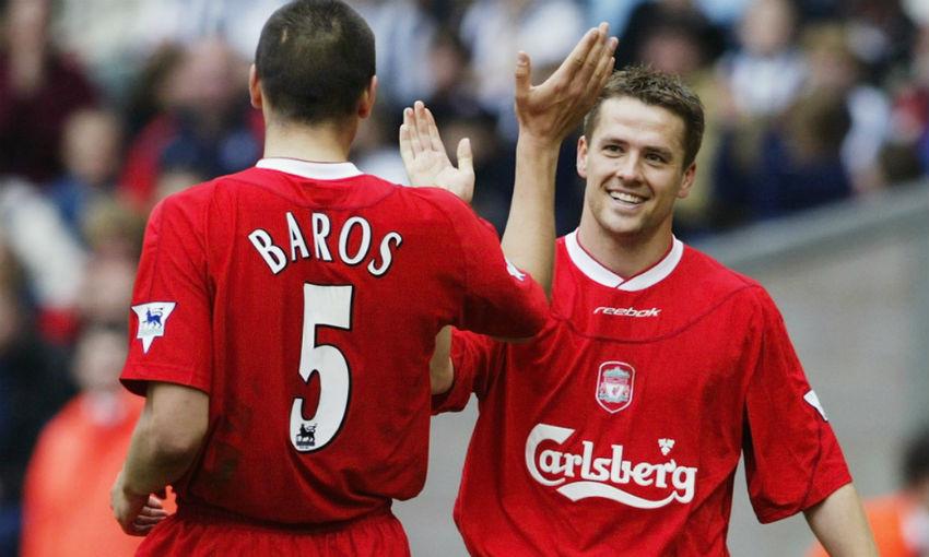 Watch Every Premier League Goal 2002 03 Liverpool Fc