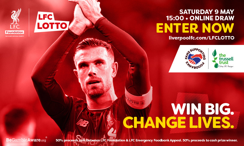 LFC Foundation Lotto