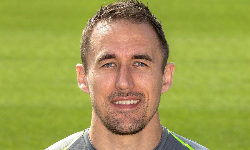 Tony Jones of Liverpool FC