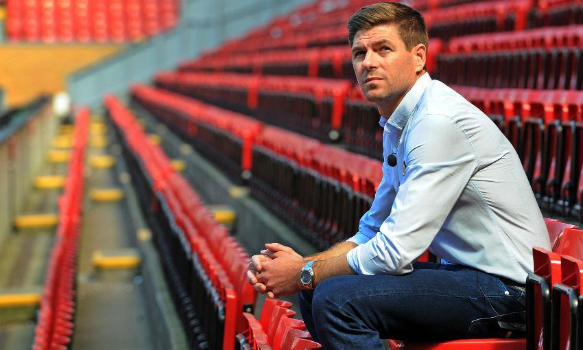 Steven Gerrard, Gerrard: My Liverpool