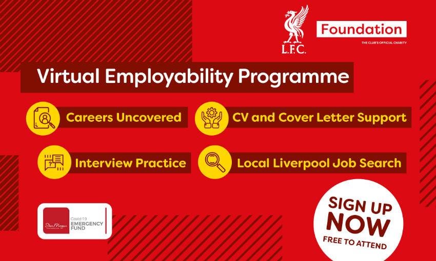 LFC Foundation Launches Virtual Employability Programme