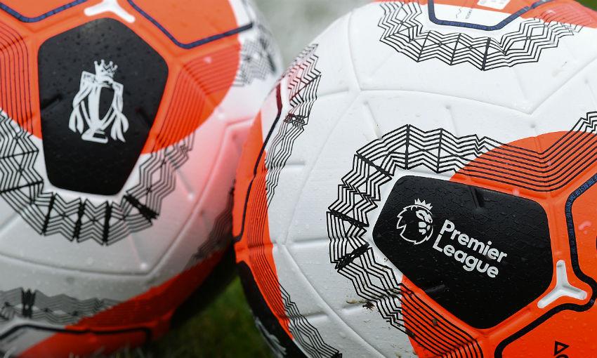 Premier League matchday ball, 2019-20 season