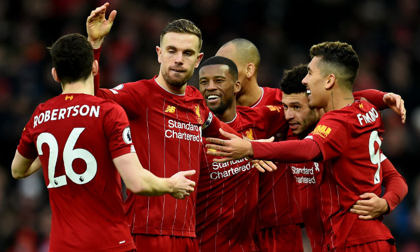 This Liverpool team is amazing - they have something special' - Liverpool FC