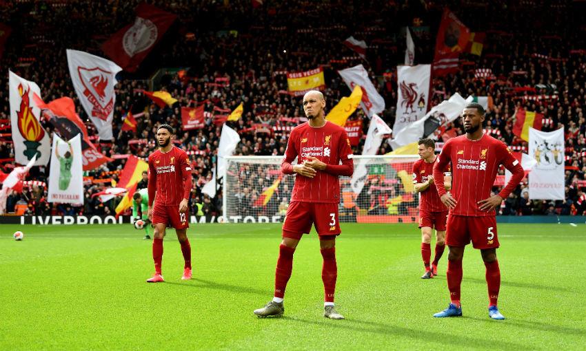 เหลืออีก 4 วัน: หงส์แดงมองถึงการรักษาสถิติที่น่าทึ่งที่แอนฟิลด์ - Liverpool FC