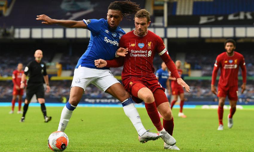 Everton FC v Liverpool FC