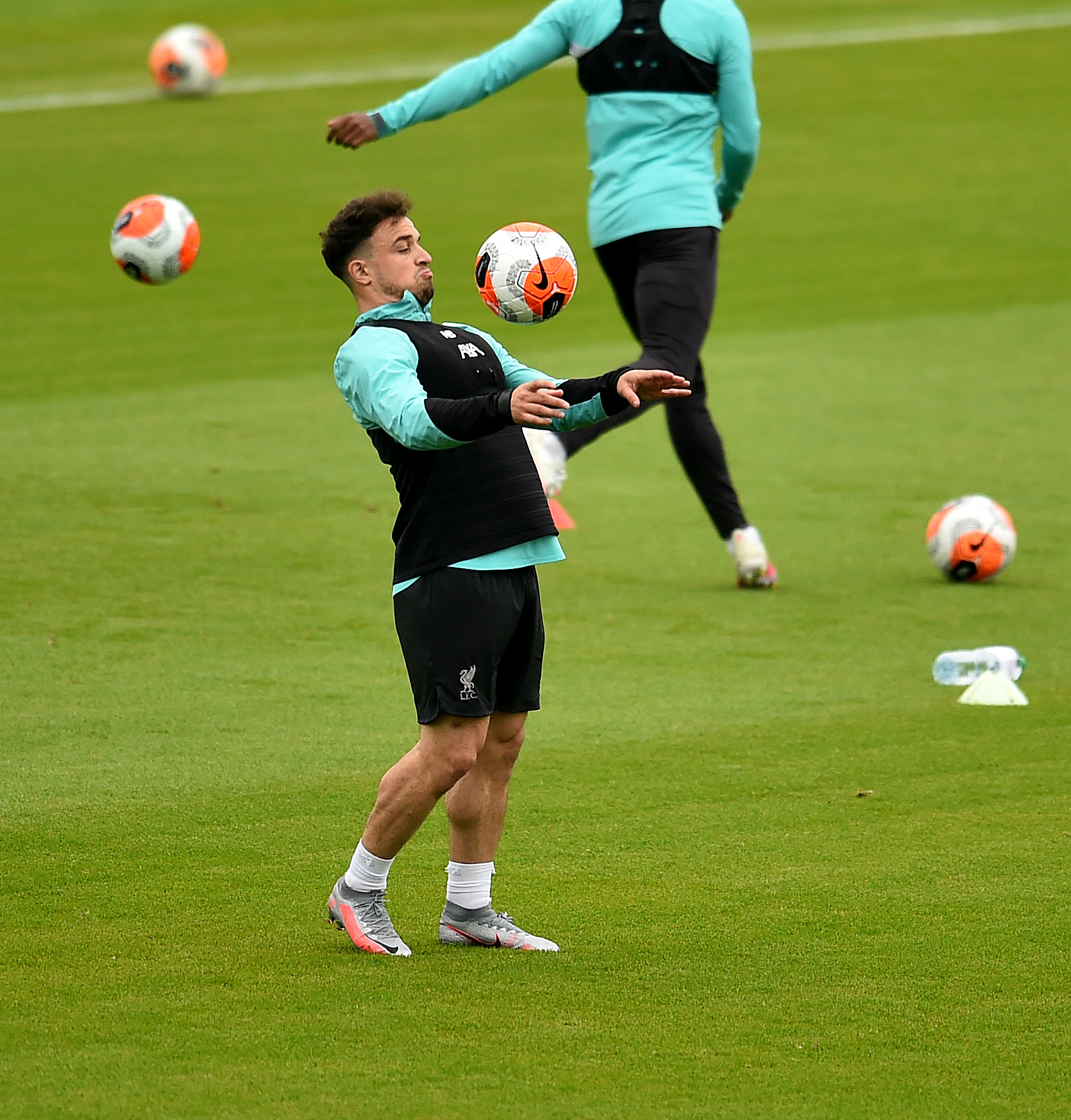 📷Фоторепортаж: Подготовка к Арсеналу - ФК Ливерпуль