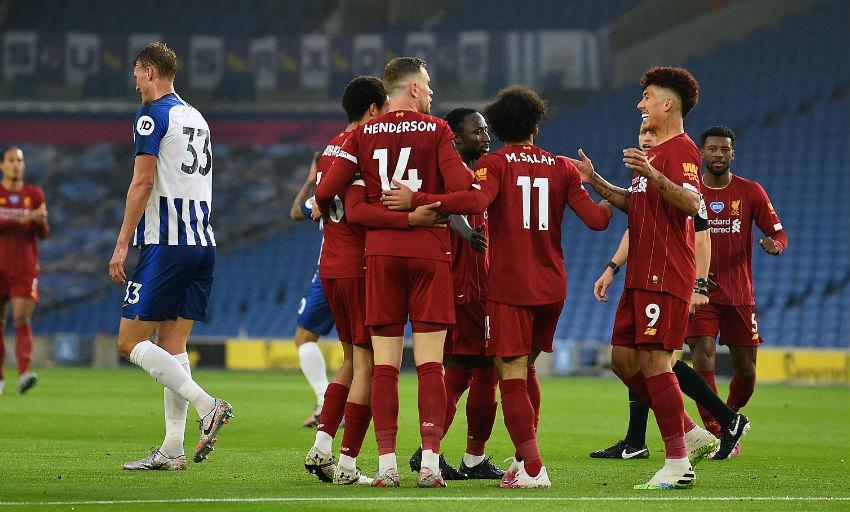 ความเห็นของคล็อปป์หลังเกมไบรท์ตันแพ้ลิเวอร์พูล 1-3 - Liverpool FC