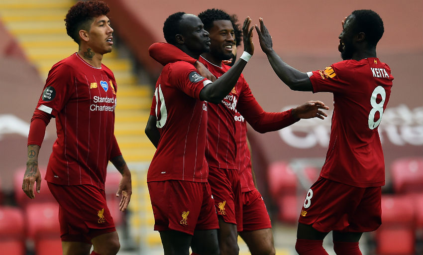 Klopp pleased with Liverpool's resilience after champions edge past Aston Villa