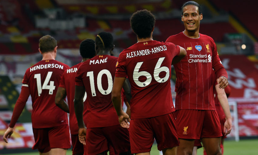 Liverpool 4-0 Crystal Palace: Five talking points - Liverpool FC