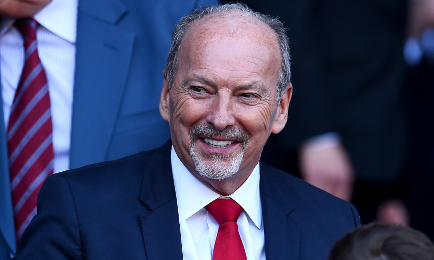 Liverpool Chief Peter Moore