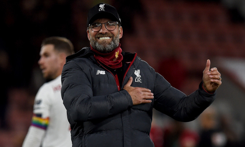 Jürgen Klopp exclusive: 'My message is: Winning the Premier League ...
