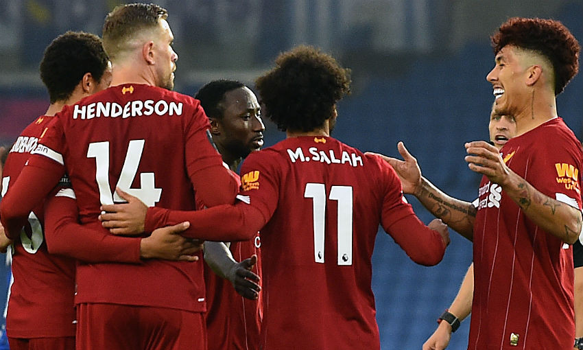 Match report: Salah at the double as Reds beat Brighton thumbnail