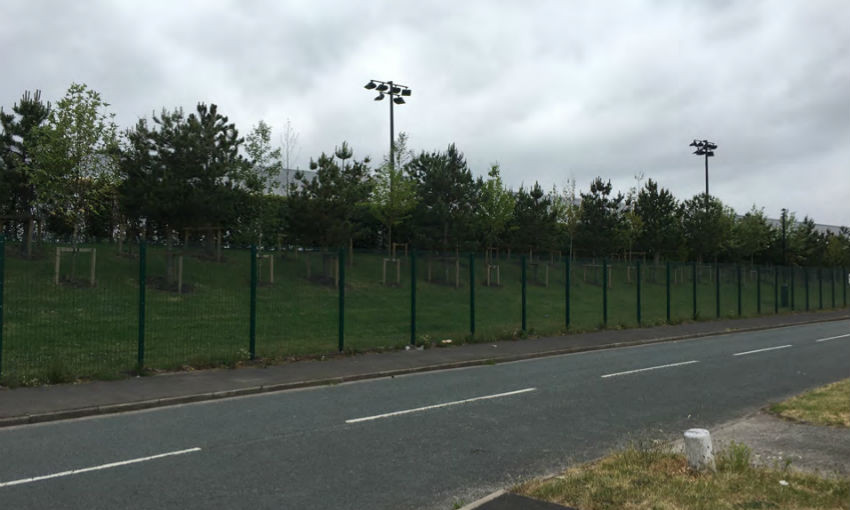 Liverpool FC submits planning application for fencing at new training ground in Kirkby