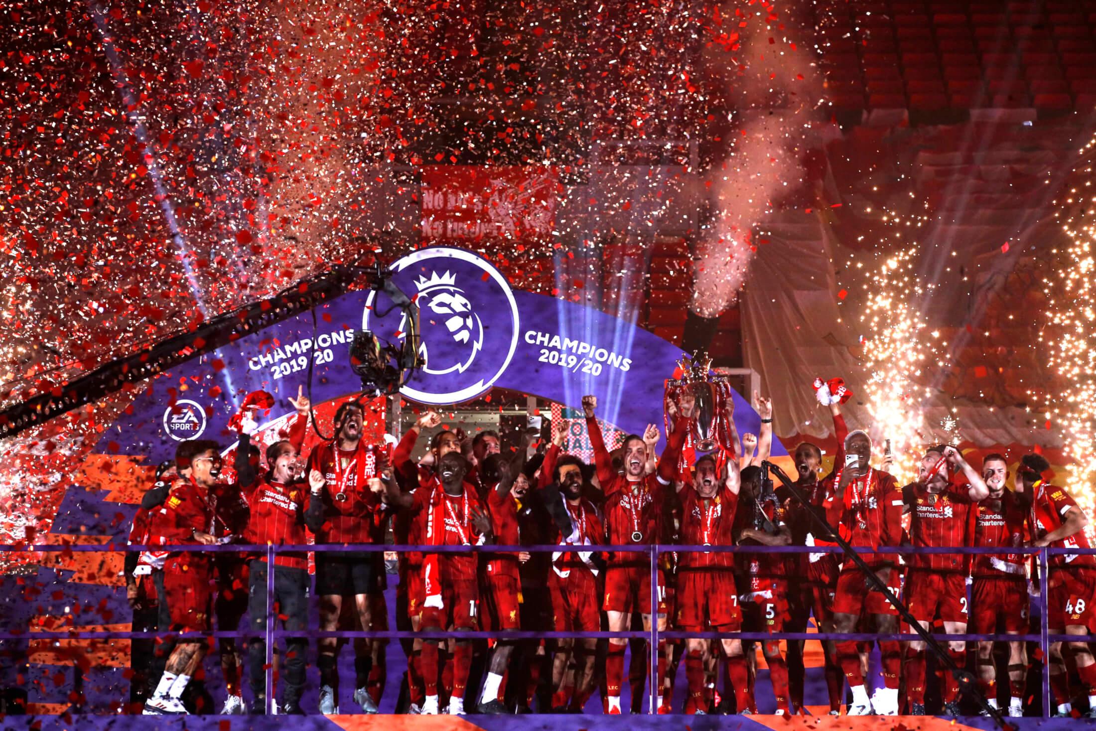 📷Фоторепортаж: Церемония награждения - ФК Ливерпуль