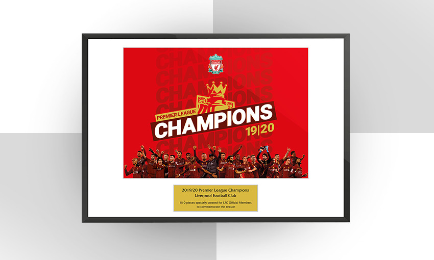 Champions frame competition