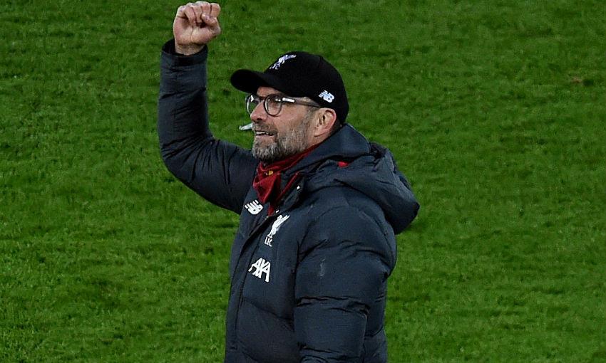 Jürgen Klopp, Liverpool FC manager