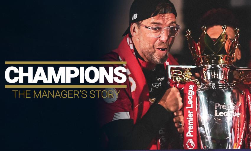 Champions interviews