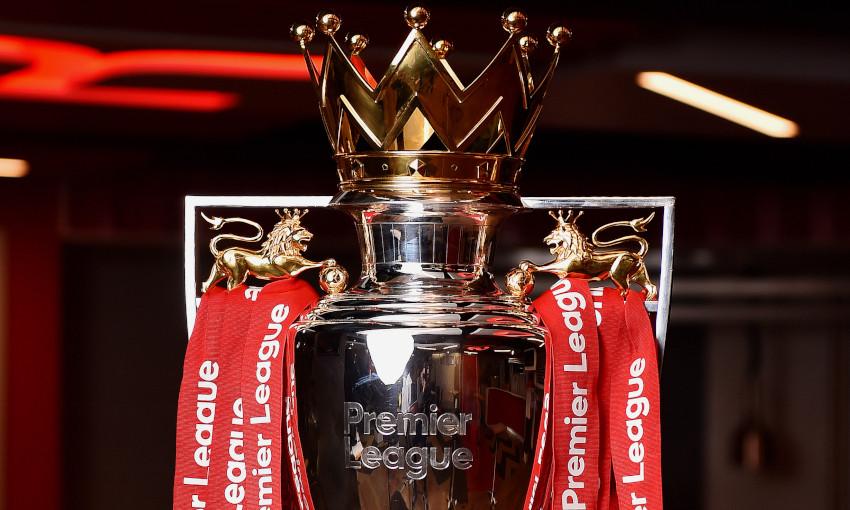 Premier League trophy update - Liverpool FC