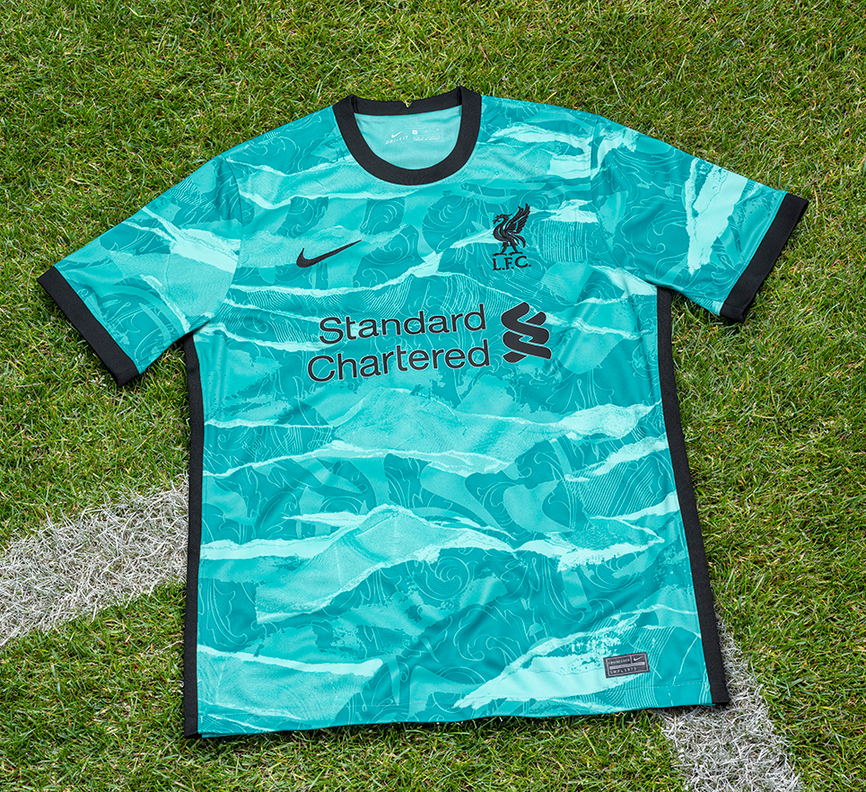 Liverpool Fc Launches New Nike Away Kit For 2020 21 Season Liverpool Fc