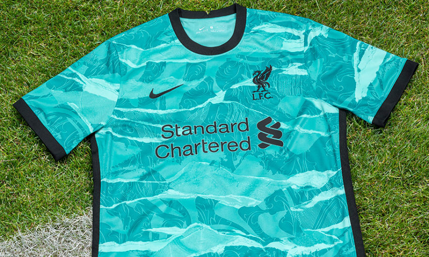 Out Now Liverpool S 2020 21 Nike Away Kit Liverpool Fc