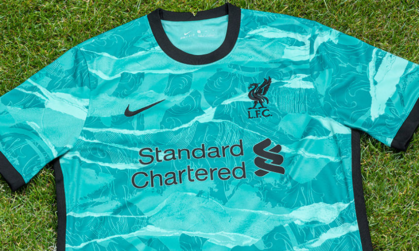 recepción Reprimir Mismo  Out now: Liverpool's 2020-21 Nike away kit - Liverpool FC