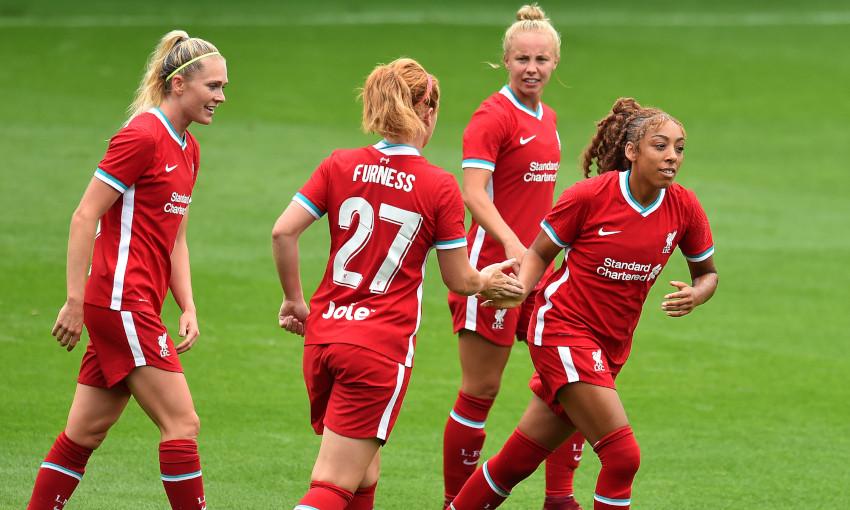 Liverpool FC Women v Brighton